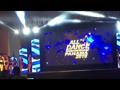 All Dance International Panama Campeon Grupo Open Grande