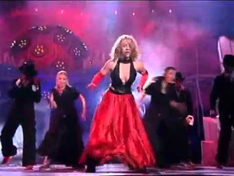 Britney Spears - Baby One More Time & Crazy Live EMA 1999