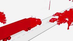Auto Insurance: Drive Safe - Avoid Truck Zone