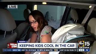 AAA: How to keep kids cool in Arizona summer