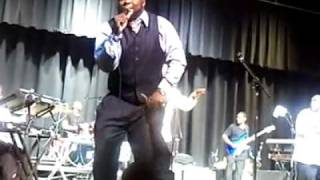 Min. Terrell Rogers & Men Of Destiny (Work It Out)