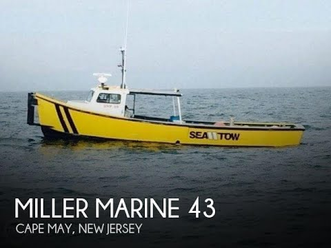 [UNAVAILABLE] Used 1983 Miller Marine 43 in Cape May, New Jersey