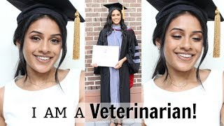 Veterinary School Q&A | Timestamps included | GRWM