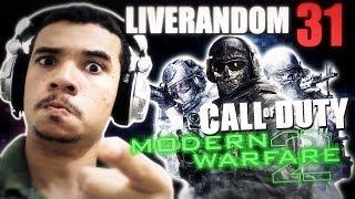 EU NÃO SEI JOGAR! | Modern Warfare 2 - LiveRandom 31