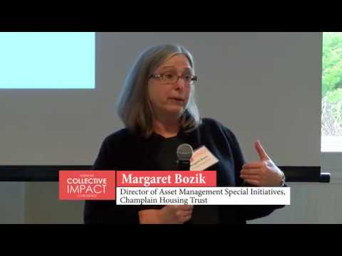 Collective Impact Conference 2016: Improving Health Through Housing 11/02/2016