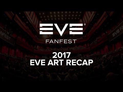 EVE Fanfest 2017 - EVE Art 2016 Recap