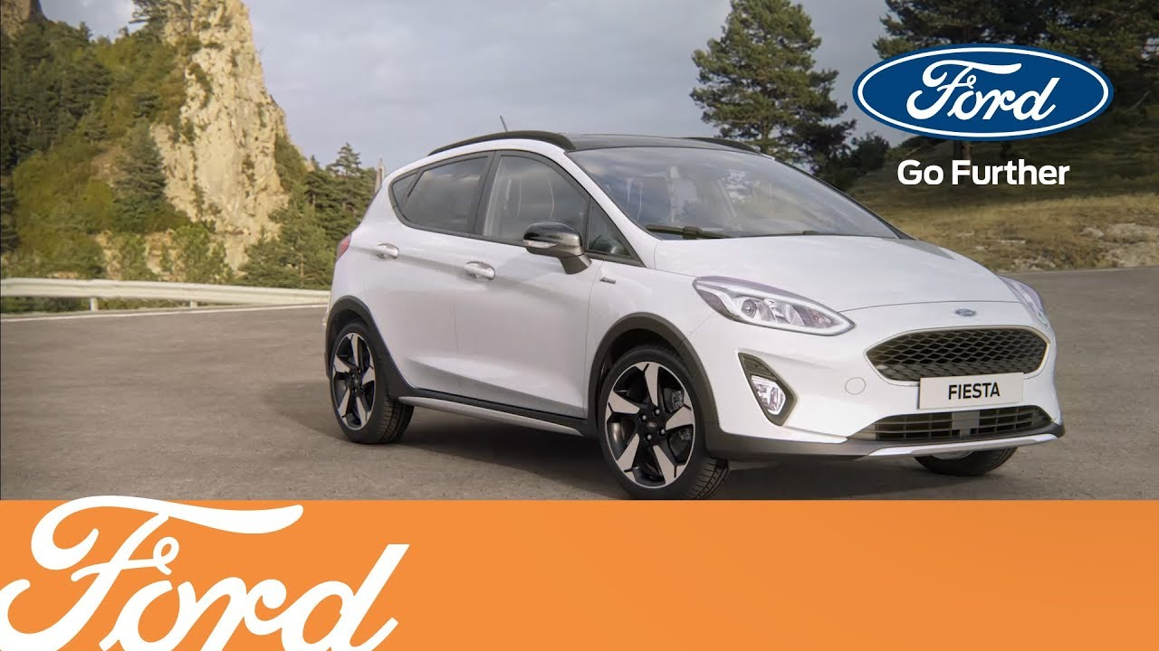 nouvelle ford fiesta active vue ext rieure 360 ford fr youtube. Black Bedroom Furniture Sets. Home Design Ideas