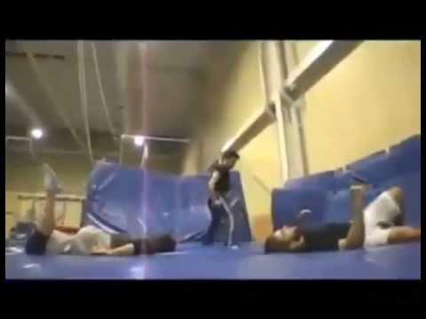 Những pha võ thuật cực đỉnh