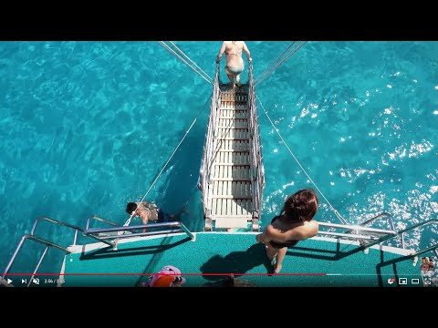 İncekum Çamlı - Marmaris - Turkey 4K UHD 2160p
