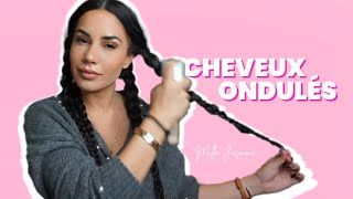 Milla Jasmine : beach wave hair