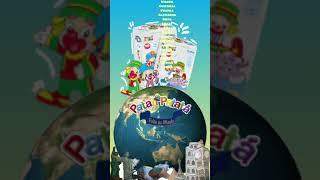 Menu DVD Patati Patatá Volta Ao Mundo