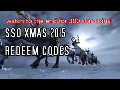 Star Stable Redeem Codes Xmas 2015