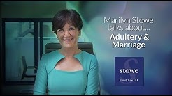 Divorce Advice: Adultery and Marriage - Top Divorce Lawyer Marilyn Stowe
