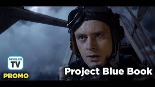 Project Blue Book Trailer