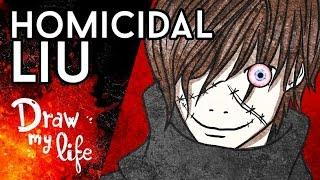Baixar La OSCURA HISTORIA de HOMICIDAL LIU - Creepy Draw