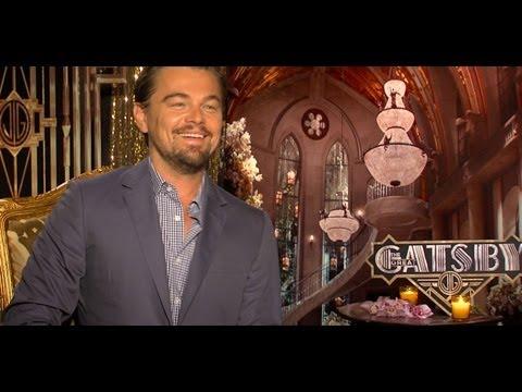 Leonardo DiCaprio, Baz Luhurmann, Carey Mulligan, Tobey Maguire interviews - GREAT GATSBY