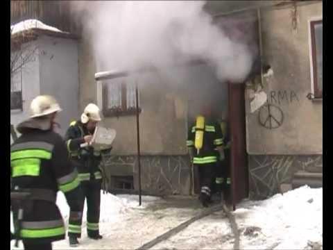 В Івано-Франківську почастішали пожежі у підвалах