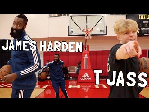 James Harden *TRIES* Crazy Layups!
