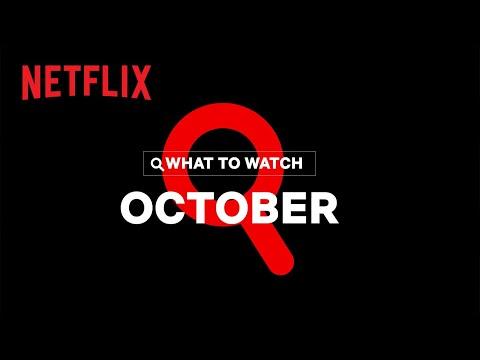 New on Netflix | October 2021