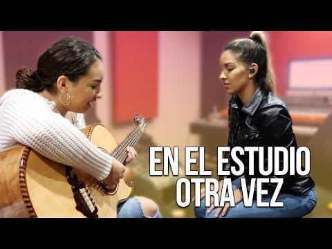 EN EL ESTUDIO OTRA VEZ!!