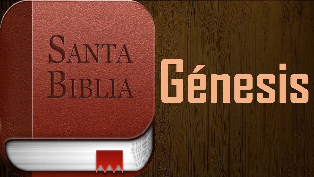 EL LIBRO DEL GÉNESIS - LA BIBLIA EN AUDIO - YouTube