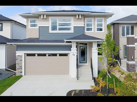 Ventura Custom Homes Ltd - Winnipeg Home Builder - New Homes Winnipeg - 31 Del Monica Road HD