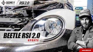 Neue Probleme? | Update | BEETLE RSI 2.0 | Sidney Industries