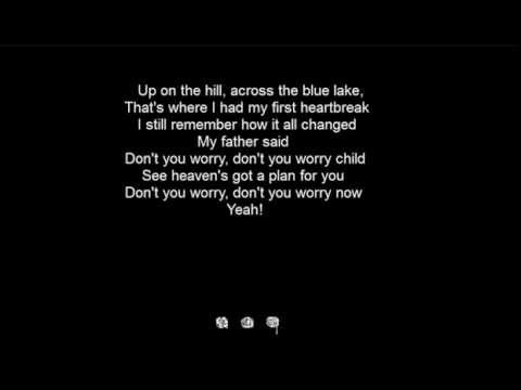 Swedish House Mafia Don T You Worry Child Lyrics Youtube