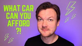 What car can you afford? || New vs Used Car // Rocking Finance