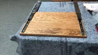 2 Second Improvement | Printer Pullout Rails.