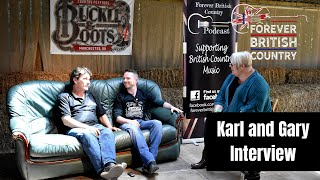 Barn Sessions - Karl and Gary Interview