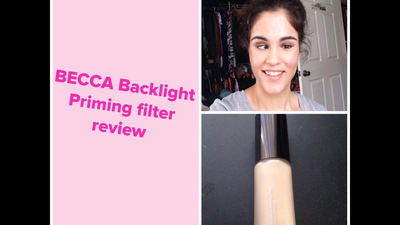 Backlight Priming Filter by BECCA #6