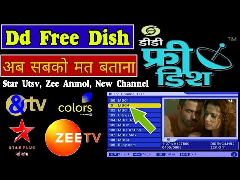 Repeat ABS FREE DISH New Channel List 2019   ABS2 Latest