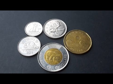 Oh Canadian Coins