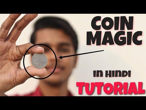 Learn New COIN Magic - TUTORIAL (Hindi)