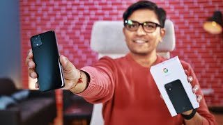 Does the Google Pixel 4 work in India? Unboxing & Test!