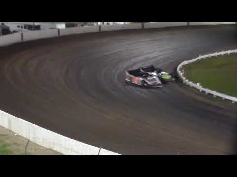 Late Model Heat 4 @ Farley Speedway 10/20/17