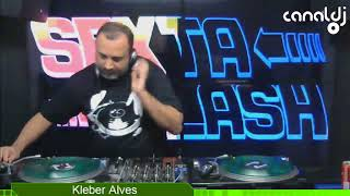 DJ Kleber Alves - Hip House - Programa Sexta Flash - 11.05.2018
