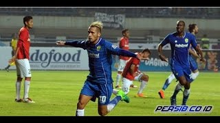 Highlight Pertandingan PERSIB 1-2 Bali United