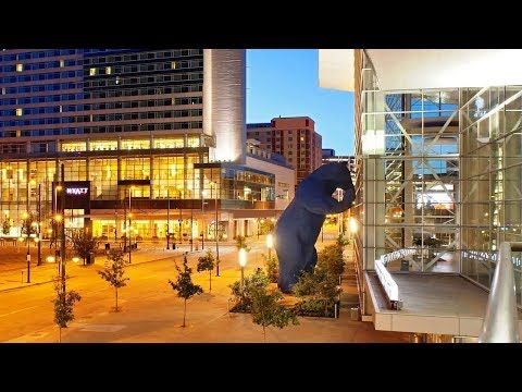 Top10 Recommended Hotels In Denver, Colorado, USA