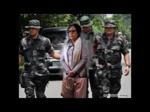 Arrested Leila De Lima