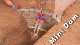 Mini Dam Construction