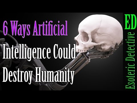 Top 6 Dangers of Artificial Intelligence