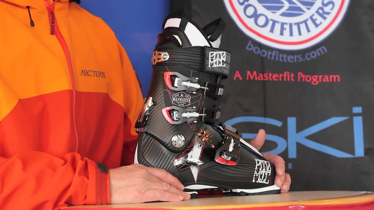 Atomic Waymaker Carbon 130 Ski Boot Review Abb Boot Test