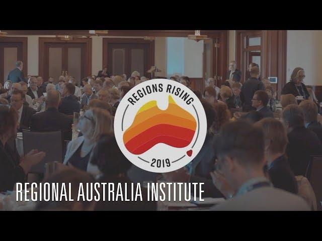 Regional Australia Insittute - Regions Rising Promo