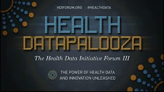 JBJ Speaks at Health Datapalooza