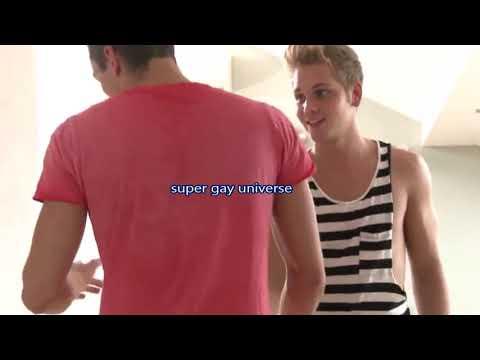 Super Gay Universe Gay Fairy Tales Gaystubegay Love At First Sight Handsome Boys Kissing Kiss Gays