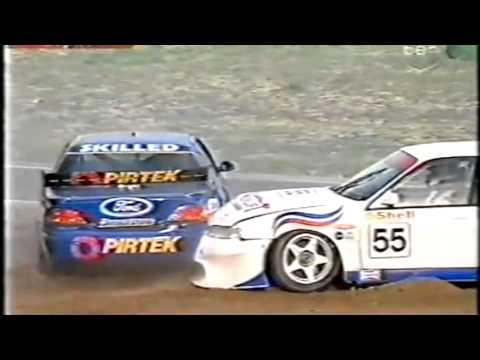 V8 Supercar crashes - Volume 1