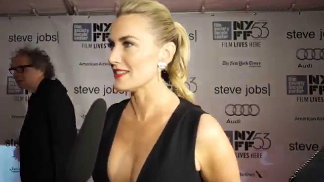 Kate Winslet | 'Steve Jobs' Red Carpet | NYFF53