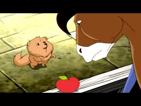 Лошадки Мультфильм, сезон 2, Маленький Друг | Лошадки / Страна лошадей / Horseland